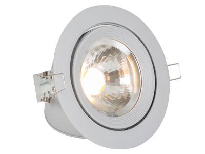 LED Downlight LOGIC Glas LED Einbauleuchte