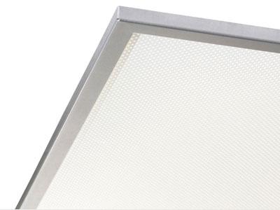 LED Flächenleuchte LOGIC Glas